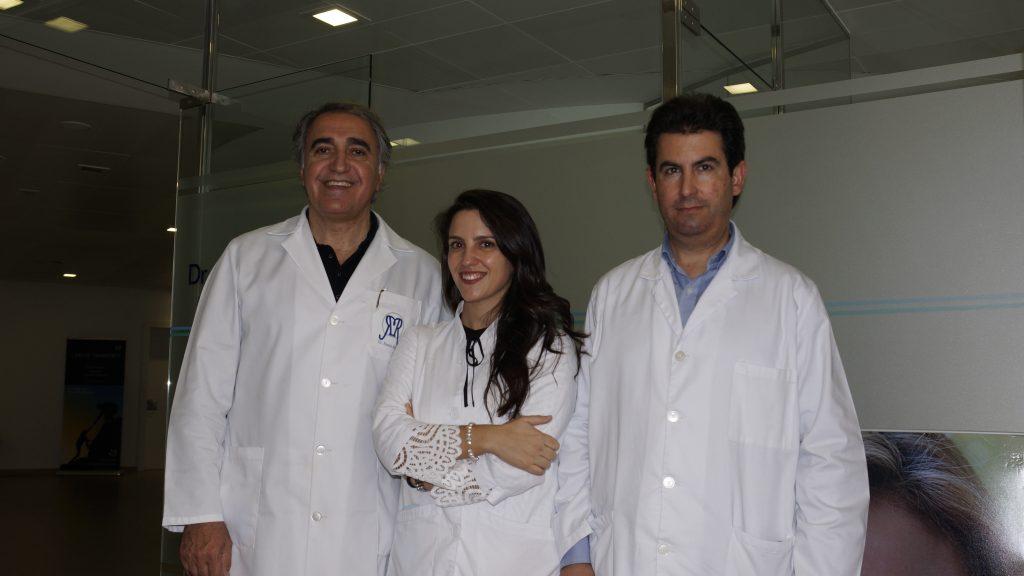 Nuevo equipo médico