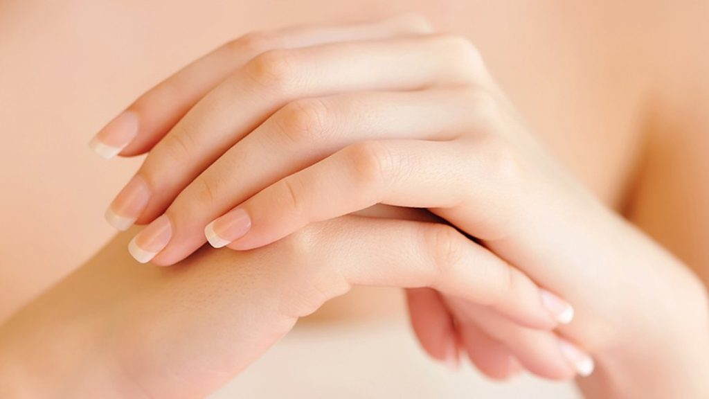 Hands rejuvenation without surgery